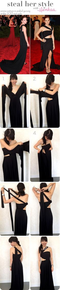 steal her style: emma watson | Henkaa Blog