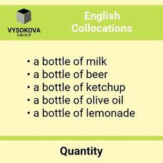 #English #learningenglish #language #collocations English Study, Learn English, English Collocations, Grammar, Sentences, Vocabulary, Language, Education, Learning