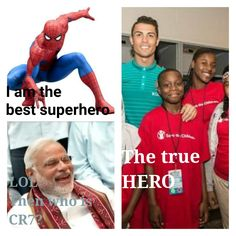 Best Superhero, Just A Game, Cristiano Ronaldo, I Am Awesome, Harry Potter, Football, King, Funny, Movies