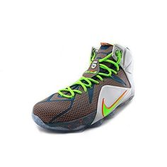 free shipping 06d8d 286e8 Nike LeBron XII Mens Basketball Shoes, choose colors and size.