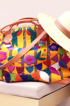 summer colorful bag