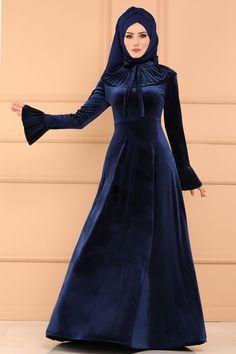 Hijab Dress, Mode Hijab, Dress Sewing Patterns, Muslim Fashion, Kaftan, Indigo, Star, Clothes For Women, Lady