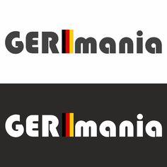 Logotyp dla szkoły języka niemieckiego Ger-Mania z Buska #projektgraficzny #graphicdesign #logo #mgraphics #buskozdroj #germania #naukaniemieckiego www.mgraphics.eu