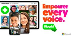 Flipgrid empowers social learning in PreK to PhD classrooms around the world. Use video the way your students do.