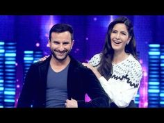 Katrina Kaif, Saif Ali Khan Promote Phantom On Dance Plus Sets