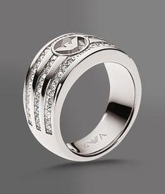 EMPORIO ARMANI - Ring