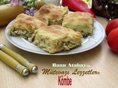 Kömbe (görsel) - Yemek Tarifleri - m.lezzetler.com Turkish Recipes, Enchiladas, Apple Pie, Zucchini, Muffin, Pasta, Breakfast, Desserts, Food