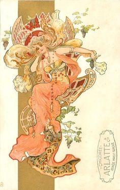 Más precioso art nouveau