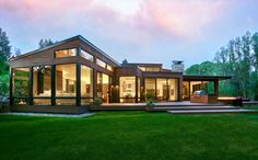 Design by Brewster McLeod Architects. - David Patterson