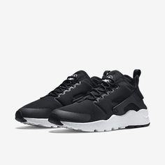 40ffd1d48c6b Nike Air Huarache Ultra Women s Shoe (ALL BLACK) Nike Wear