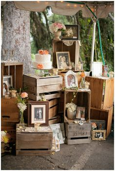 love this styling vintage rentals and styling | Asheville, NC