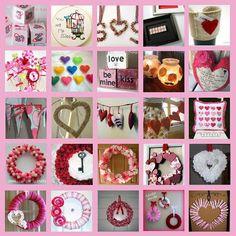 25 Valentine Crafts and Wreaths | Home and Garden | CraftGossip.com