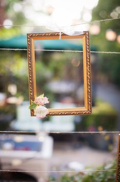 Think outside the frame ;)  More Wedding Inspiration on SMP -  http://www.StyleMePretty.com/california-weddings/orange-county/2014/01/23/downton-abbey-wedding-inspiration-at-the-french-estate/ True Bliss Photography