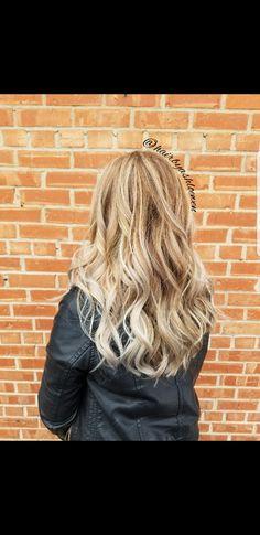 ◼D I M E N S I O N◼  #balayage #blonde #Schwarzkopf #yeghair