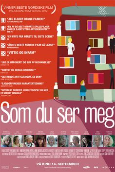 Som du ser meg (2013) Cool Pictures, Poster, Amanda, Film Festival, Posters
