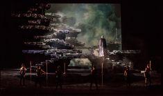 Parsifal, de Wagner. Funciones entre el 16 y 28 de mayo. Foto: Patricio Melo