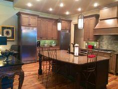 Plan #9296: 4 bedroom, 3.5 bath house plan with 3-car garage. Rustic house style, 1 story   HousePlansPlus.com