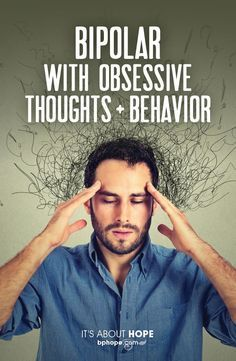 """""""Bipolar Disorder with Obsessive Thoughts & Behavior"""" Dave Mowry """"Bipolar disorder is recognized by mania, depression and usually anxiety. One area of bipolar not usually talked about is obsessive thoughts and behavior. Bipolar Depression Disorder, Living With Bipolar Disorder, Causes Of Depression, Depression Recovery, Coping With Depression, Depression Treatment, Fighting Depression, Depression Help, Mental Health"""