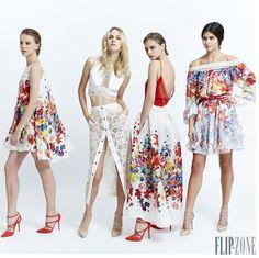 Zuhair Murad Printemps-été 2015 - Prêt-à-porter - http://fr.flip-zone.com/fashion/ready-to-wear/fashion-houses-42/zuhair-murad-5107