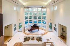 Arredare una casa con i soffitti alti - Controsoffitto per ridurre l'altezza