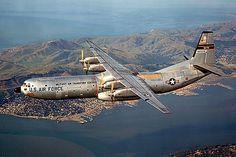 Douglas Aircraft Company History | C-133 Cargomaster