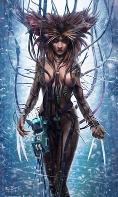 X-23  Love the classic Wolverine look for X-23..!