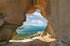 Palau - Costa Smeralda -  Olbia-Tempio - Sardegna /  Palau - Costa Smeralda (Emerald Coast) - Province of  Olbia-Tempio -  Sardinia #Sardegna #Sardinia #sea #mare #beaches #spiagge #Italia #Italy #IlikeItaly