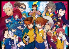 Photo of inazuma eleven for fans of mtndewluver.