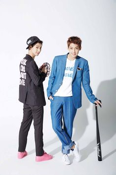 BOYFRIEND // Kwangmin & Youngmin for Kwave Korea