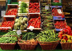 Farmer's market galore