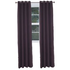 Cambridge Home Blackout Grommet Top Curtain Panel JCPenney Drapery Panels, Grommet Curtains, Window Panels, Window Coverings, Drapes Curtains, Window Treatments, Blackout Curtains, Elegant Curtains, Colorful Curtains
