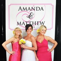 Cathys Concepts 1014H Embracing Hearts Photo Booth Backdrop   #wedding