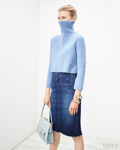 Vogue.com's Spring 2014 Denim Inspiration