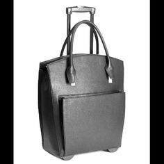 Weekend Bag with Wheels | Product Detail | H&M | Rolling Briefcase ...