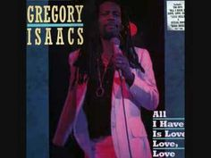 ▶ Gregory Isaacs - All I have Is Love - YouTube