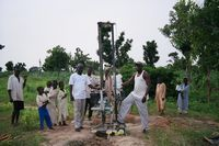 portable well drilling water drill small drill rig man portable drill compact drilling supplies one man drill rig portable well drilling