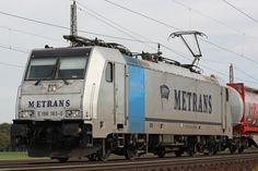 186  Railpool METRANS