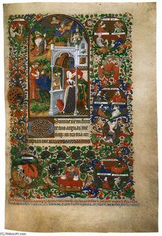 'libro de horas' de Master Of The Duke Of Bedford