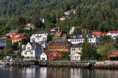 Balestrand,Norway