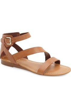 Franco Sarto 'Gracie' Ankle Strap Sandal (Women) available at #Nordstrom