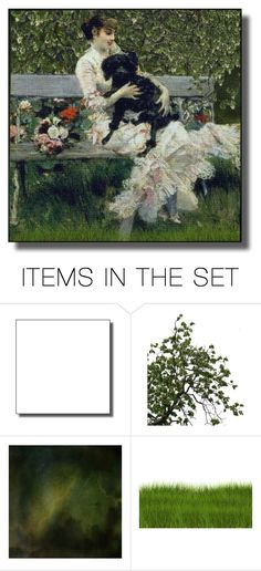 """""""Happy Thoughts"""" by ritadolce ❤ liked on Polyvore featuring art"""