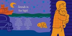 A lovely new baby gift idea: The new Goodnight Songs by Margaret Wise Brown, a collection of poems from the Goodnight Moon author