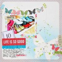 A Project by nancyburke from our Scrapbooking Gallery originally submitted 10/23/12 at 09:30 PM