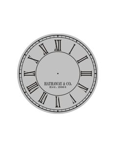 For New Years this year I remembered something I saw on Pinterest about printable clock faces for cds. I was so excited to do this for my party however the link is no longer available. Drats I said…