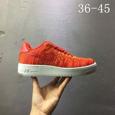 reputable site f9bab 70760 Buy Genuine Youth Big Boys Nike Air Force air force 1 Flyknit low Rattan  Yellow 820256 008 For Sale