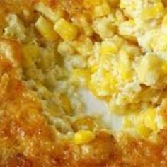 Blue Ribbon, Family Approved - Corn Casserole