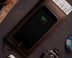 Portofel - Volterman  Detalii produs:  built-in powerbank alarma de destanta localizare GPS WiFi Hotspot in toata lumea camera foto anti-furt. Galaxy Phone, Samsung Galaxy, Online Marketing, Gadgets, Gadget