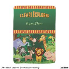 Little Safari Explorer