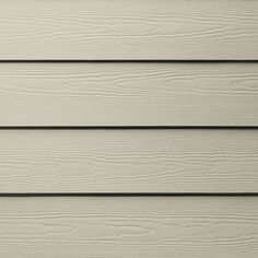 James Hardie HardiePlank Primed Cobble Stone Cedarmill Lap Fiber Cement Siding Panel (Actual: 0.312-in x 6.25-in x 144-in)
