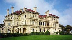 Vanderbilt Mansion, Newport, Rhode Island